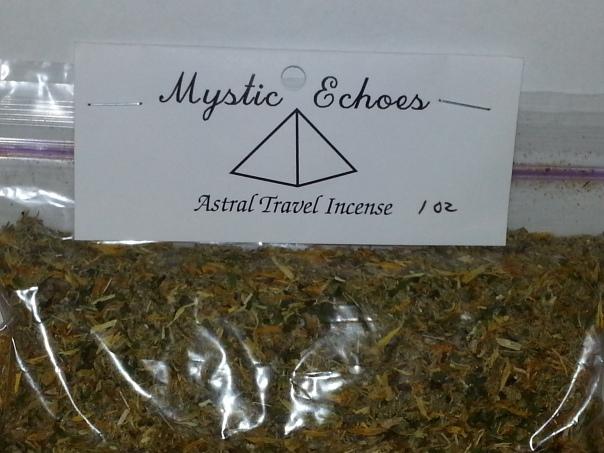 Astral Travel Incense