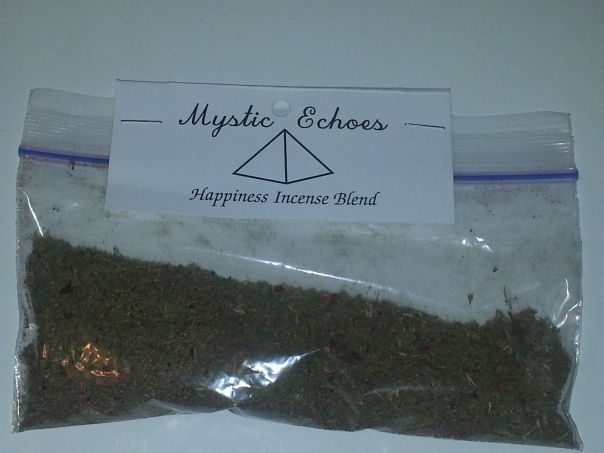 Happines Incense Blend