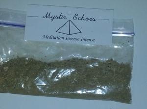 Meditation Incense blend