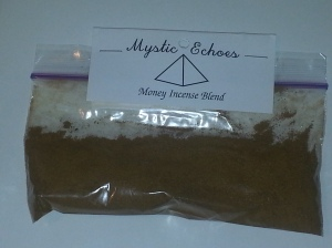 Money incense Blend