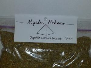 Psychic Dreams incense