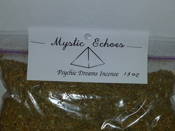 Psychic Dreams incense