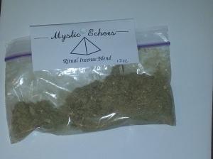 Ritual incense blend