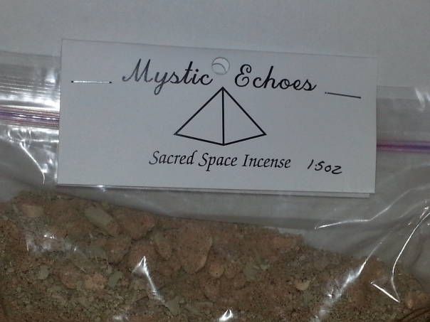 Sacred Space Incense