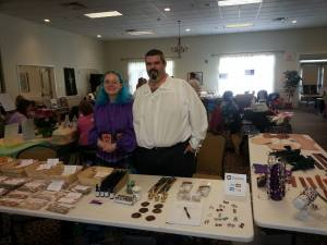 Psychic healing fair ben and me 5 25 2014