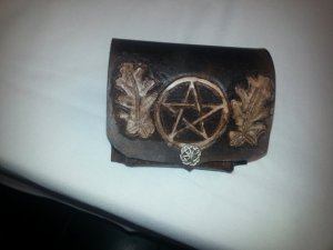 Basic Pentacle Pouch