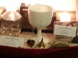Ancestor incense
