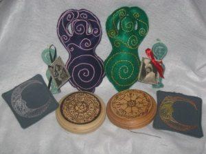 Sacred Oak sampler group