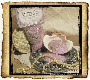 Lavender Bliss Bath salt