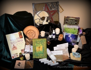 pagan business network giveaway