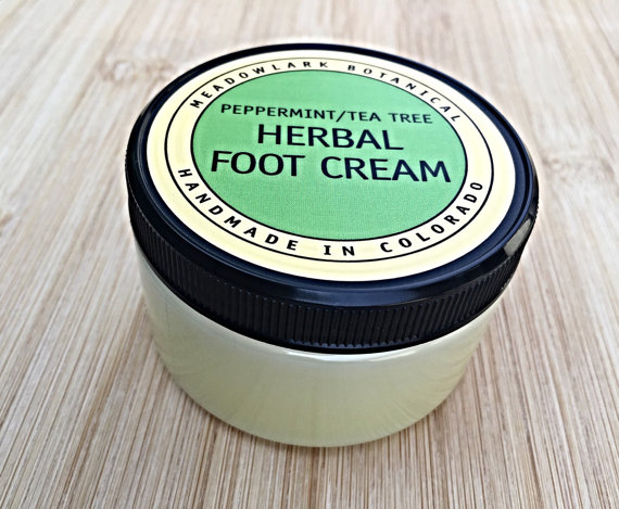 Meadowlark foot cream